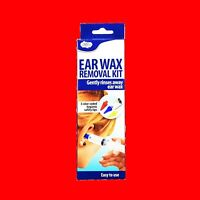 Ear Wax Removal Tool Kit Cleaner Earwax Cleaning swab Remover With Syringe Tips