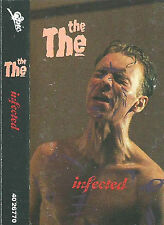 The The  Infected CASSETTE ALBUM alternate photo cover design Alternative Rock