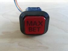 Pachislo Takarabune (Sailing) Slot Machine Max Bet Button, Tested / Working