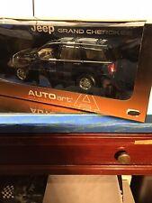 Jeep Grand Cherokee 1/18 scale diecast car by AUTOart Black