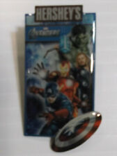 Hershey's Promotional Marvel's Avengers Movie 2012 Pin New