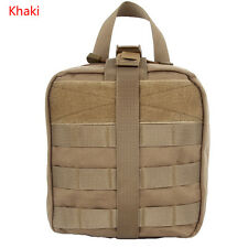 Outdoor Tactical EMT MOLLE PALS Rip Away Medic First Aid Tool Pouch Holster Bag