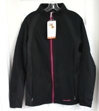 NEW DESCENTE WARM SKI SNOWBOARD ZIP UP JACKET SWEATER SIZE L