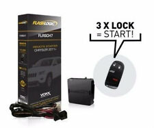 PLUG & PLAY REMOTE START SYSTEM 2013 - 2017 DODGE RAM 1500 2500 3500
