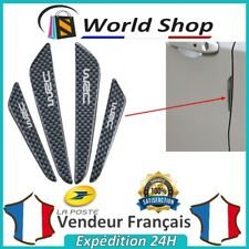 Stickers protection WRC style carbone porte universel rallye renault citroen