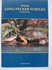 ARK - 006 Keeping LONG NECKED TURTLES REPTILE BOOK By Darren Green