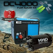 Save Fuel & Emissions HHO Kit DC4000C Engines 4.2-5.5L  UK Distributor. HHO-Plus