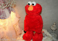 FISHER-PRICE SESAME STREET TICKLE ME ELMO TMX PRE OWNED & MINT! WITH BOX!!