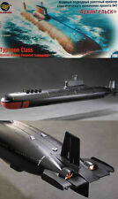 1/350 Russian Typhoon Class Submarine Plastic Model