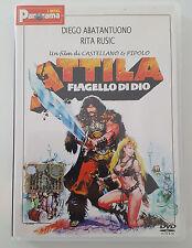ATTILA FLAGELLO DI DIO - DVD