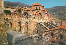 BF12706 view from the south sc monastere d hosios loukas greece front/back image