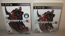 PROTOTYPE 2 Limited Radnet Edition w/Slipcover SEALED NEW PlayStation 3 Action