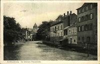 Strassburg Strassbourg Frankreich France Elsass Alsace ~1910 Stadt Häuser Kanal