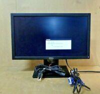 """Dell E2016Hb 19.5"""" Widescreen HD Display 1600x900 Max Resolution Monitor"""