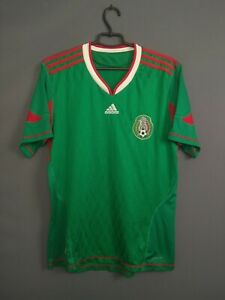 Mexico Jersey 2010 2011 Home LARGE Shirt Soccer Football Adidas ig93
