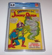 Superman's Pal Jimmy Olsen #42- 1960 DC Silver Age Issue - CGC FN 6.0