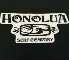Original Vintage Honolua Surf Company  Surfing Sticker /  Logo