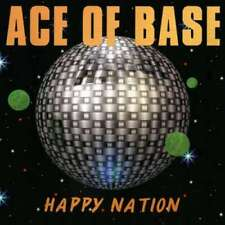 Ace Of Base - Happy Nation (CD, Album) CD - 1150