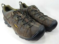 Keen Targhee II Low Size US 9 M (D) EU 42 Men's WP Trail Hiking Shoes 1017345