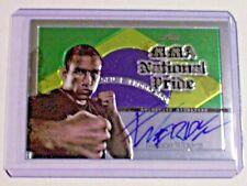 2011 Leaf Metal MMA National Pride Autograph Fabricio Werdum