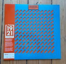 Orchestral Manoevres In The Dark Debut Ltd Orange LP Remastered New sealed OMD