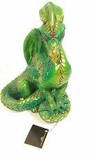 WINDSTONE EDITIONS  Male Emerald Dragon Pena 86  Read Entire Listing