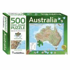 Hinkler Australia Map Jigsaw Puzzle - 500 Pieces