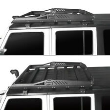 For Jeep Wrangler 2011-2018 Rhino-Rack SG60 Vortex SG Black Roof Rack System