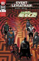 Event Leviathan #1-6 (of 6)   Main & Variant   DC Comics NM 2019