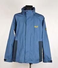 Jack Wolfskin Hooded Texapore Men Jacket Coat Size EU-2XL,UK-46-48, Genuine