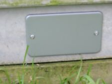 Sneaky MAGNETIC GEOCACHE UTILITY PLATE COVER Container IDEAL URBAN Ready To Hide