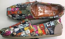 Bobs from Skechers / Plush-Wag Party-Dogs / Womens /Memory Foam/ Multi NIB