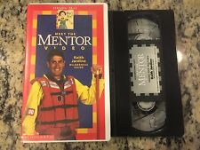 MEET THE MENTOR VIDEO KEITH JARDINE RARE VHS NOT ON DVD KIDS EDUCATIONAL RAFTING