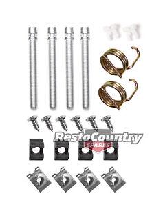Holden Torana Headlight Fitting Kit x2 LJ LH LX screw adjustment head lamp light