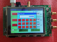 ADF5355 high frequency signal source module with color TFT touch panel control
