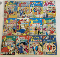 🔥Vintage Archie Where Are You? Digest Library Comics Lot Of 23 Specials🔥