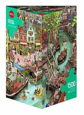 Heye Puzzles - Triangular Jigsaw Puzzle , Say Cheese! Gobel/ Knorr HY29793