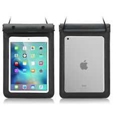 Black Waterproof Pouch Case for Samsung Galaxy Tab A 8.0 / Tab S2 / Tab Active 2
