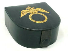 Green Leather Jewelley Box Hermitage Rooms Somerset House Russian Souvenir