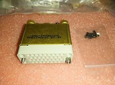 1x POSITRONIC VMCT34F0000Y0 , 34 CONTACTS FEMALE , MULTIWAY RACK , see picture