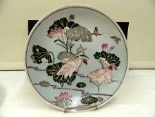 Old Japanese Porcelain Cabinet Plate