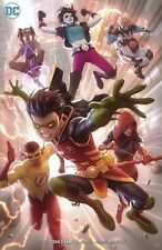 TEEN TITANS #21 B  COVER  REL DATE   08/22/2018