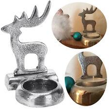 Design Alu Teelichthalter Kerzenständer Silber 14cm Kerzenhalter Teelichtständer