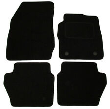Tailored Car Mats Ford Fiesta Mk7 New Fixings 2011,2012,2013,2014,2015,2016,2017