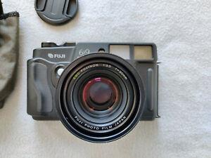 Fuji GW690III, 6x9 Professional, Fujinon EBC 90mm f3.5, inkl. Tasche