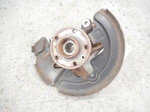 07-16 Volvo S80 Spindle Hub Knuckle Front Left Driver OEM V70 S60