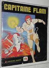 ALBUM PANINI POUR RECUPERATION CAPITAINE FLAM 1981 TOEI ANIMATION 150 IMAGES