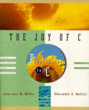 The Joy of C: Programming in C, Quilici, Alexander E., Miller, Lawrence H., Good