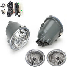 For 2000-2006 Toyota Tundra 2001-2007 Sequoia Clear Fog Light w/Switch Bulb Wire
