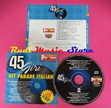 CD 45 giri hit parade italiana Compilation BATTISTI PFM VASCO no mc vhs*dvd(C36)